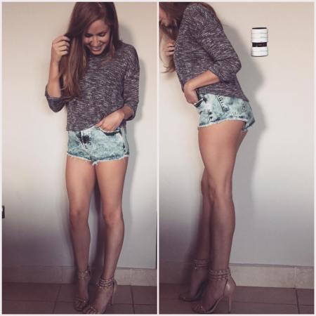 me shorts